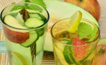 gezonde drankjes