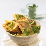 groentewrap recept