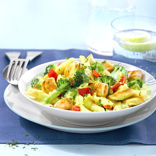 gezonde pasta maken