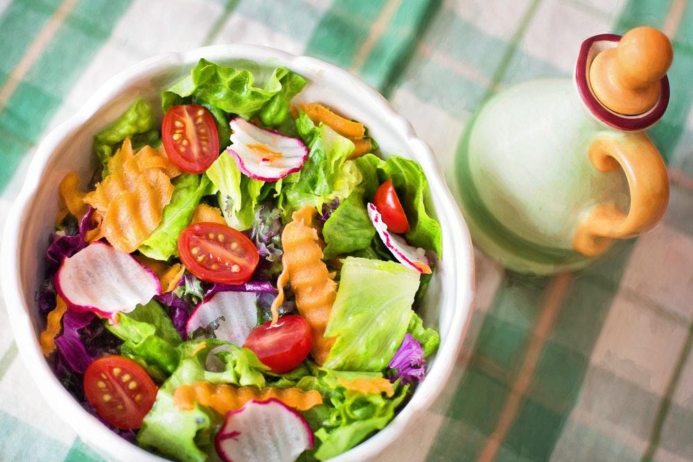 vegetarisch-gezond