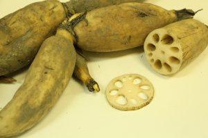 gezond-voedsel-longen-lotus-wortel