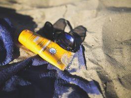 Zonnebrandcrème schadelijk