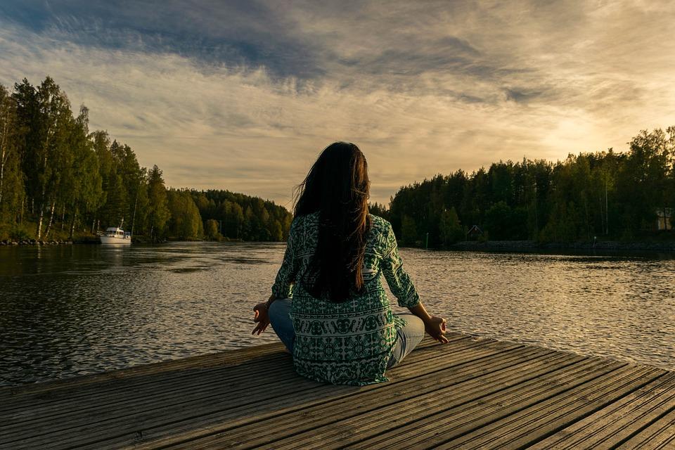 Yoga gezonde vakantie