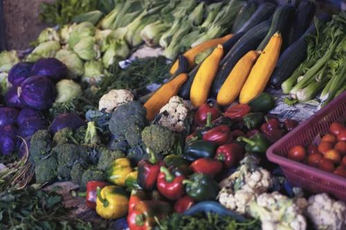 biologisch eten