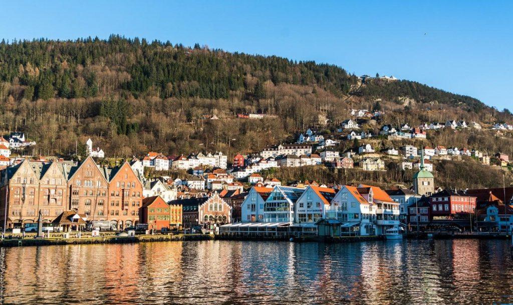 fjorden zuid noorwegen