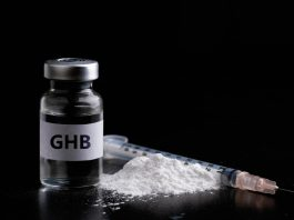 GHB verslaving