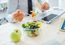 Gezond eten op het werk