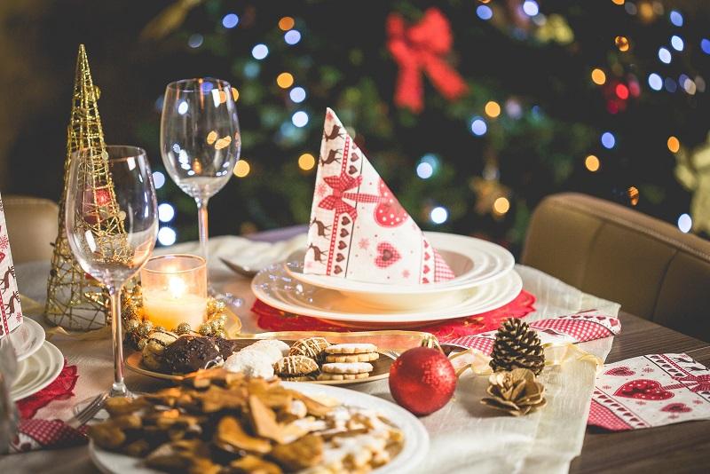 Kerstdiner gezond
