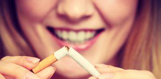 Gezond leven is stoppen met roken
