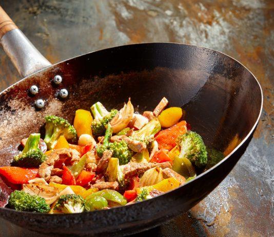 3 makkelijke én gezonde wok recepten