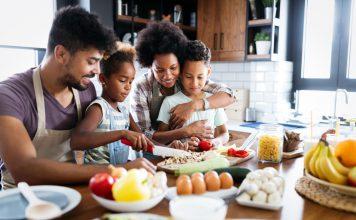 Een gezonde leefstijl voor het hele gezin