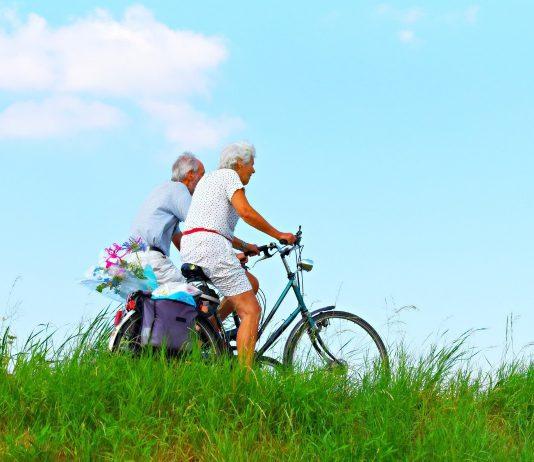 Hoe blijf je fit op je oude dag